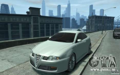 Alfa Romeo GT pour GTA 4