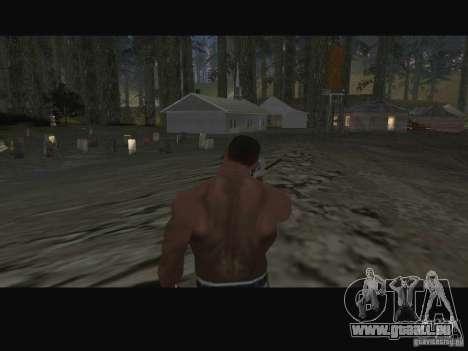 Scary Town Killers pour GTA San Andreas quatrième écran