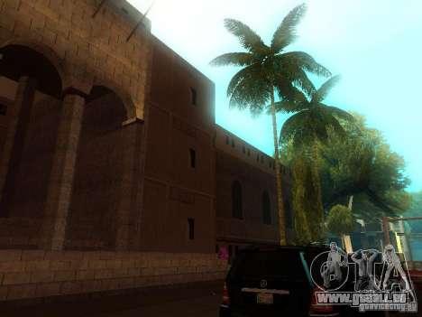 City Hall Los Angeles für GTA San Andreas dritten Screenshot