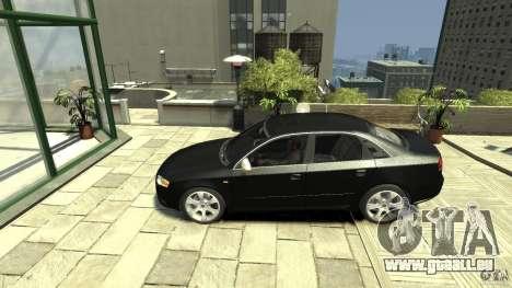 Audi S4 Quattro pour GTA 4 est une gauche