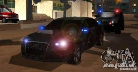 SGU et ELM pour GTA San Andreas troisième écran