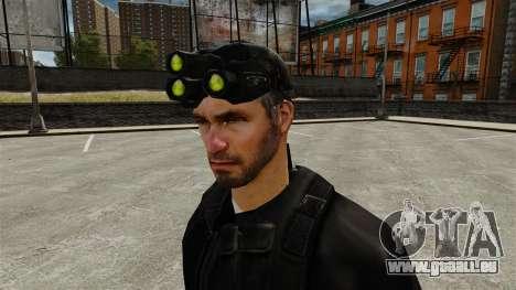 Sam Fisher v2 für GTA 4 weiter Screenshot