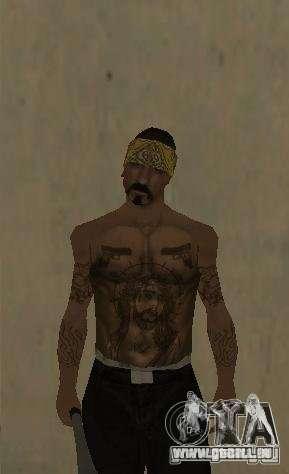 Los Santos Vagos (Skin pack) für GTA San Andreas zweiten Screenshot