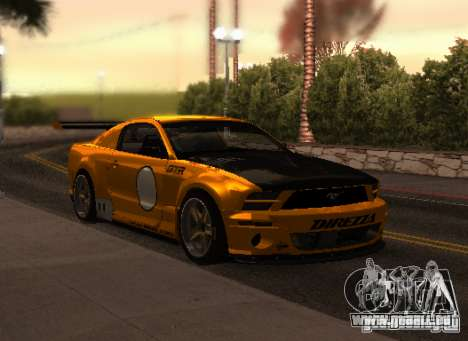 Ford Mustang GT-R pour GTA San Andreas