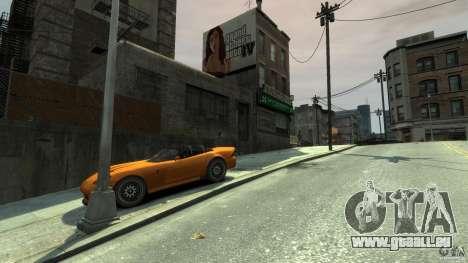 The real Poster Mod für GTA 4 dritte Screenshot