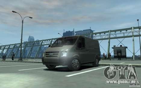Ford Transit 2011 pour GTA 4