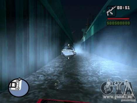 Great Theft Car V1.0 pour GTA San Andreas sixième écran