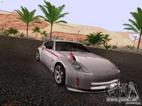 Nissan 350Z Nismo S-Tune für GTA San Andreas
