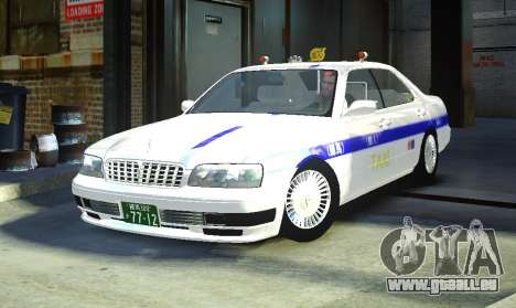 Nissan Cedric Y33 Privately Taxi für GTA 4