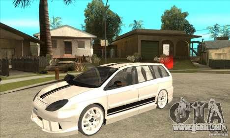 Citroen C5 Break pour GTA San Andreas