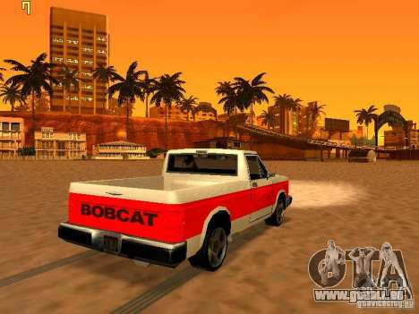Le nouveau graphique par jeka_raper pour GTA San Andreas huitième écran