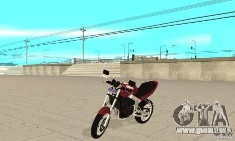 GTAIV BF400 FINAL pour GTA San Andreas
