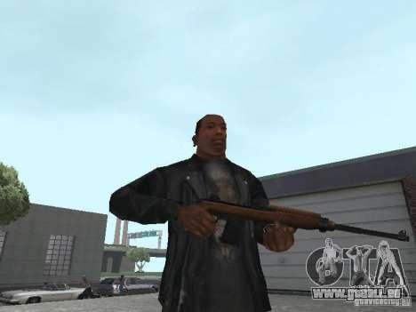 M1A1 Carbine für GTA San Andreas