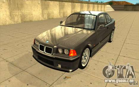 BMW E36 M3 - Stock pour GTA San Andreas
