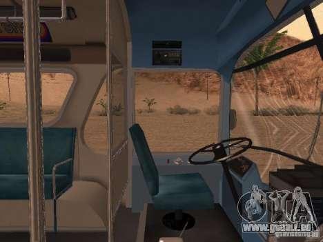 GM TDH-5303 pour GTA San Andreas vue de côté