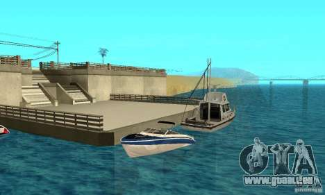 GTAIV Tropic für GTA San Andreas Innen