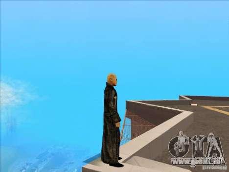 Matrix Skin Pack pour GTA San Andreas sixième écran