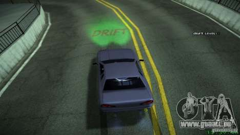 Nouveaux effets 1.0 pour GTA San Andreas sixième écran