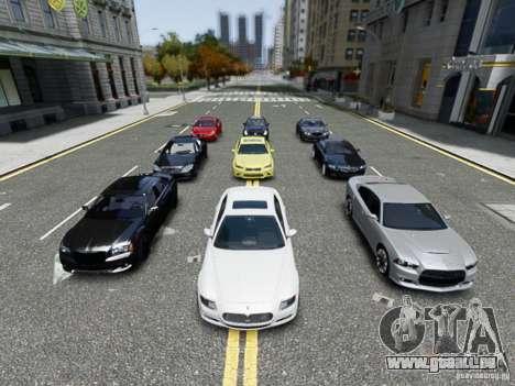 Real Car Pack 2013 Final Version für GTA 4 dritte Screenshot
