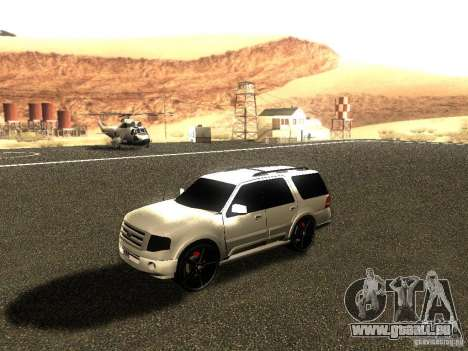Ford Expedition 2008 pour GTA San Andreas