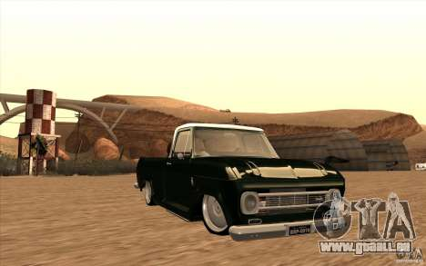 Chevrolet C-10 Fixxa pour GTA San Andreas