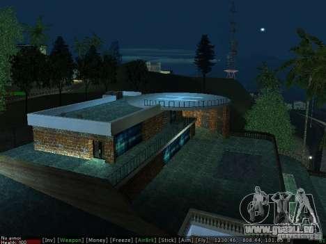 Neue Villa Med-Dogg für GTA San Andreas sechsten Screenshot