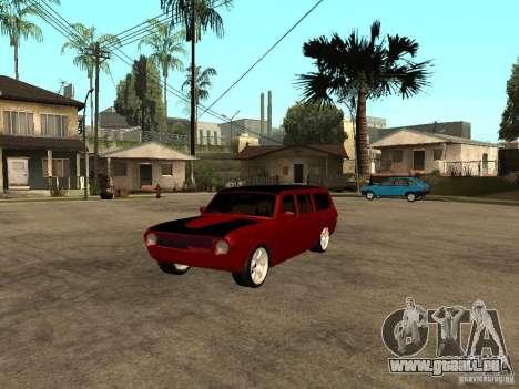 GAZ 24-12 pour GTA San Andreas