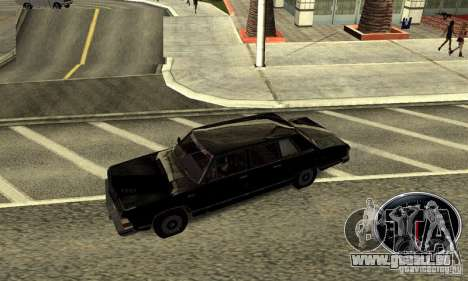 Sparkle absolue pour GTA San Andreas deuxième écran