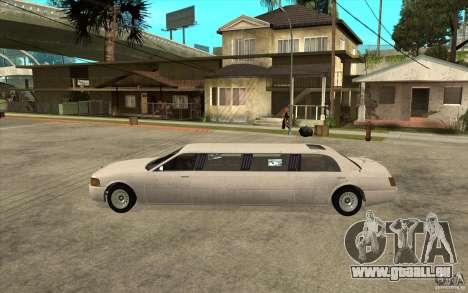 Stretch - GTA IV pour GTA San Andreas laissé vue