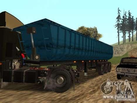 Auflieger Tonar 95234 für GTA San Andreas