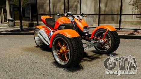 Ducati Diavel Reversetrike pour GTA 4
