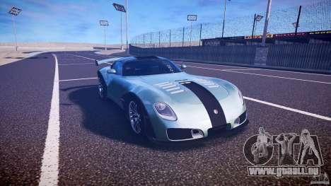 Devon GTX 10 v1.0 für GTA 4 Innenansicht