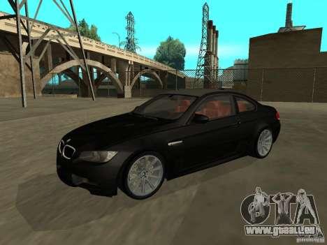 BMW M3 E92 Tunable pour GTA San Andreas