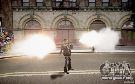 RPG-7 von MW3 für GTA 4 dritte Screenshot