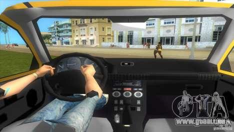 Land Rover Freelander pour une vue GTA Vice City de la droite