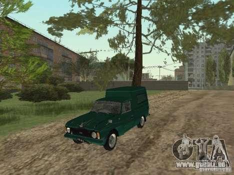 IZH 2715 für GTA San Andreas Seitenansicht