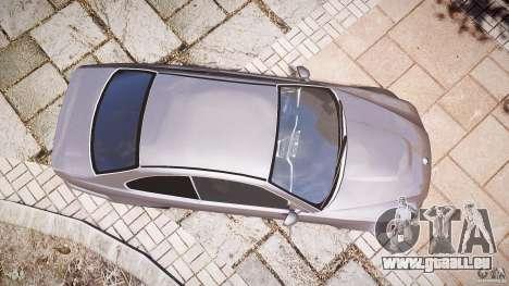 BMW 3 Series E46 v1.1 pour GTA 4 vue de dessus