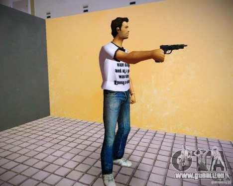 Pak de GTA 4 the Lost and Damned GTA Vice City pour la troisième écran
