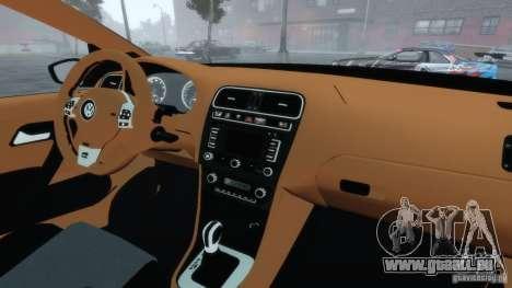 Volkswagen Polo v1.0 pour GTA 4 est un côté