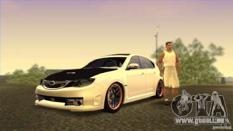 Shine Reflection ENBSeries v1.0.1 pour GTA San Andreas