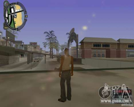 iCEnhancer beta für GTA San Andreas
