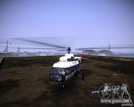 MIL MI-8 für GTA Vice City