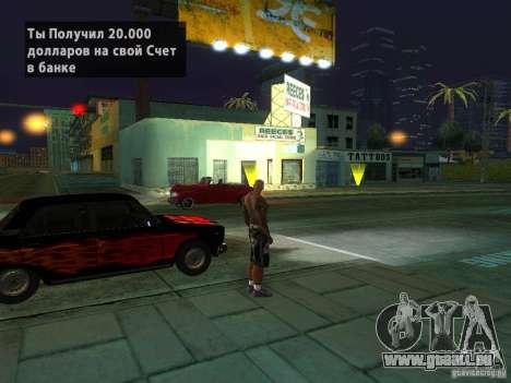 Killer Mod pour GTA San Andreas onzième écran