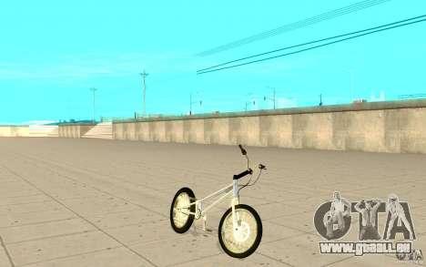 Trail Bike Chrome für GTA San Andreas