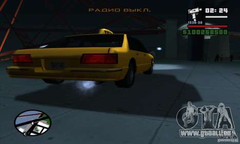 Enb Series HD v2 pour GTA San Andreas neuvième écran