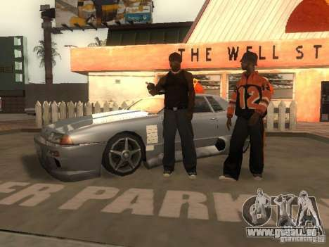 Reality GTA v2.0 für GTA San Andreas sechsten Screenshot