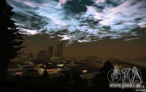 Timecyc für GTA San Andreas elften Screenshot