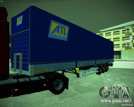 Schmitz ATL für GTA San Andreas