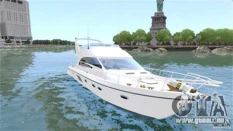 Luxury Yacht für GTA 4