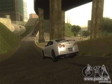 ENB v1 by Tinrion pour GTA San Andreas quatrième écran